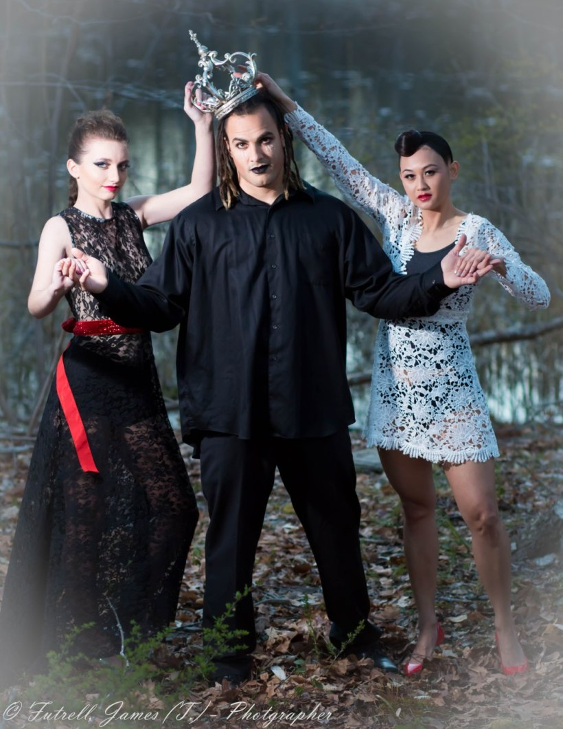 Goth Tessa Dana Chris