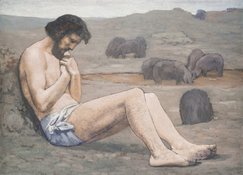 Pierre Puvis De Chavannes Prodical Son