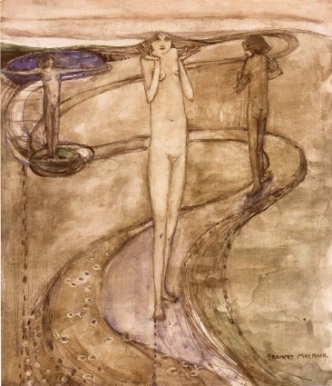The Long Wandering Path to Desire by Frances Macdonald.