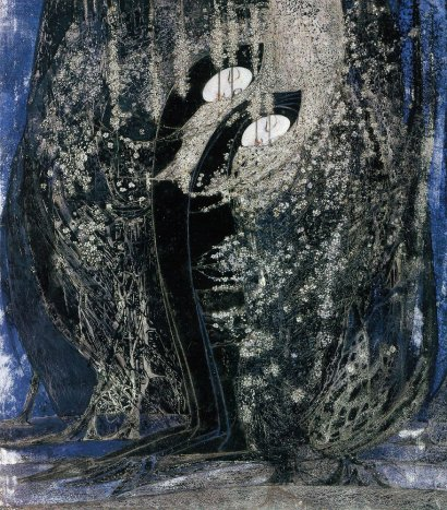 The Blackthorns by Margaret Macdonald